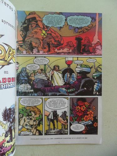 lobo! anti heróis dc nº 7! brainsore jul 2003!