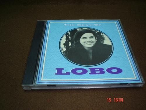 lobo - cd album - the best of lobo  fdp