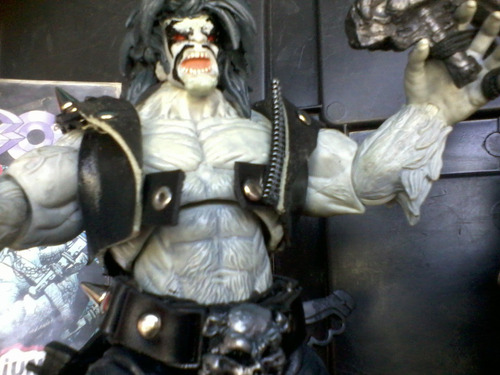 lobo. dc.collectibles. injustice, dark dagger