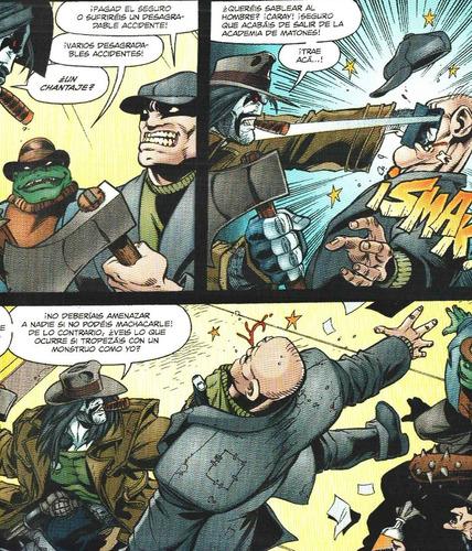 lobo detective privado - ecc ediciones - alan grant