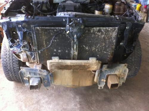 lobo doble cabina 4x4 partes