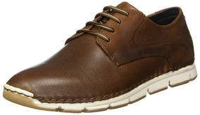Otelo Oxford Solo Cordones Lobo Zapatos Para De Hombre dCorBex