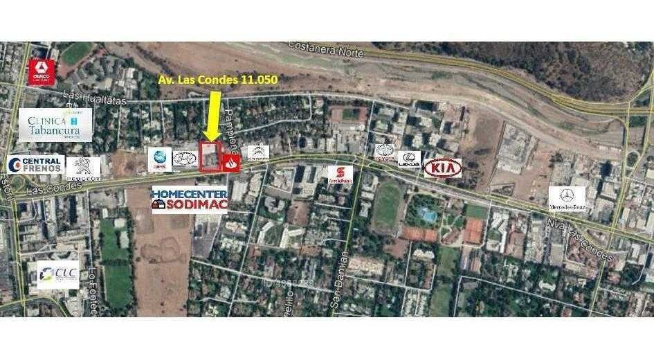 (loc) avenida las condes 11.050