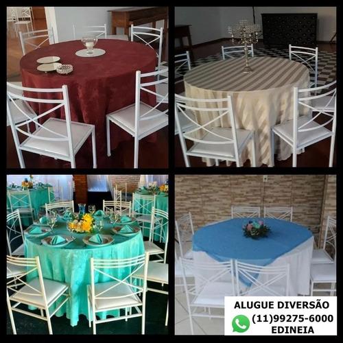 locacao de mesas e cadeiras  madeira  plastico ferro