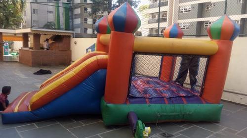 locaçao de piscina de bolinha,cama elastica  partir de $100