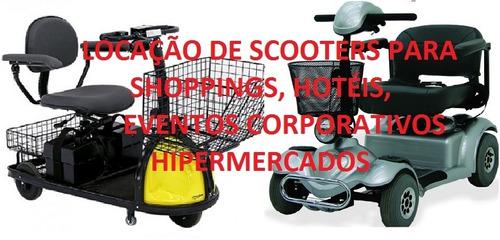 locaçao de scooter freedom //cadeira de rodas motorizadas