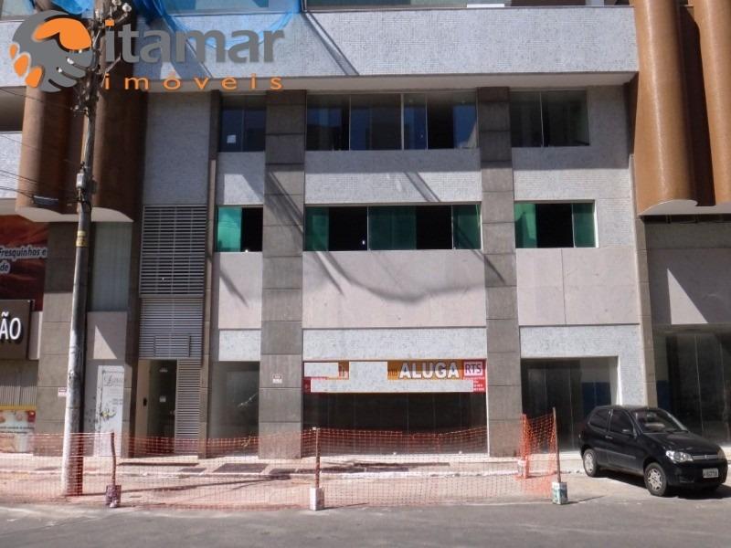locação anual de lojão de 1200m² na praia do morro - pt00030 - 4527050