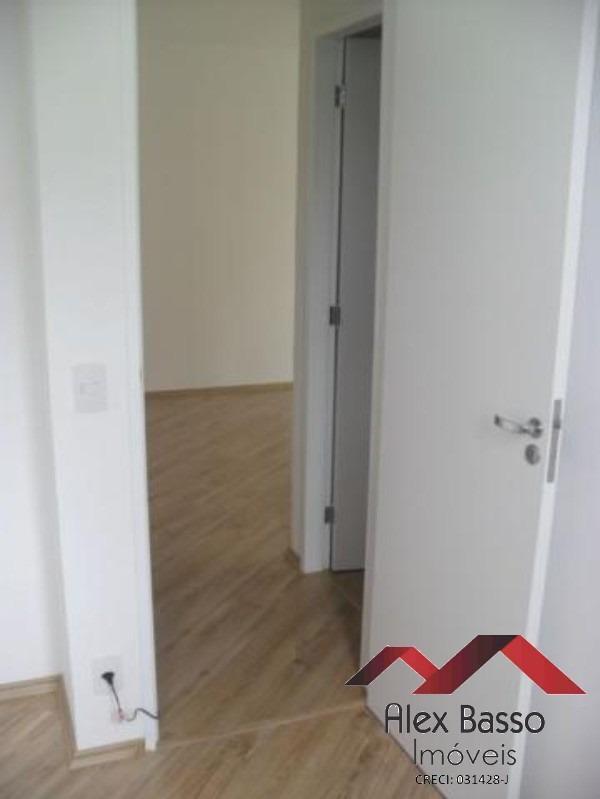 locação apto mobiliado 50 m² -   dom jaime amista - condominio clube - ap00455 - 33743164