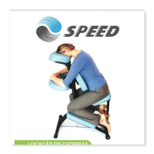 locação cadeiras pós cirurgica oftalmologica e quick massage
