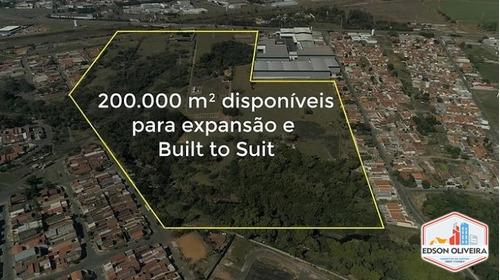 locação - centro logístico/industrial armazéns em rio claro