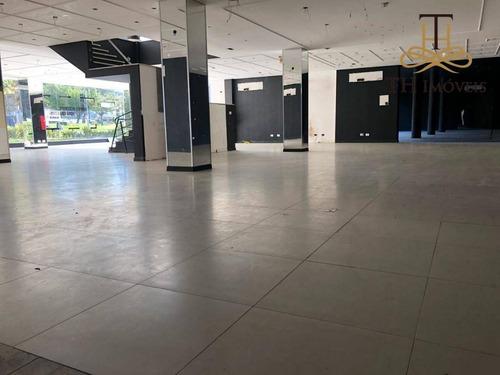 locação comercial! ponto comercial com localização privilegiada! 1.600 m² de área construída - centro - balneário camboriú - sc! - sa0043