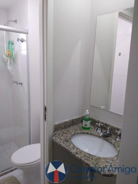 locação condomínio inside guarulhos loft - ml176