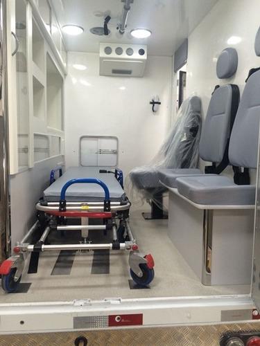 locação de ambulâncias 4x4