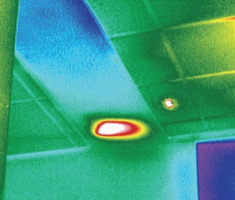 locação de camera termica - acha vazamento e fuga de energia