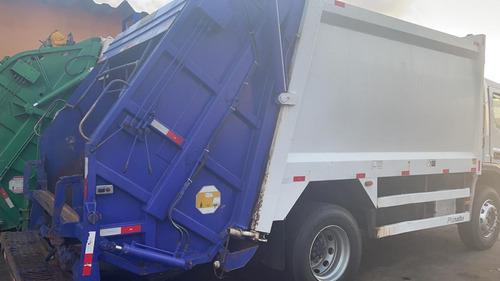locação de caminhão compactador de lixo 15 metros cúbicos