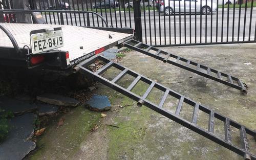 locação de carreta para transporte de veiculos e venda
