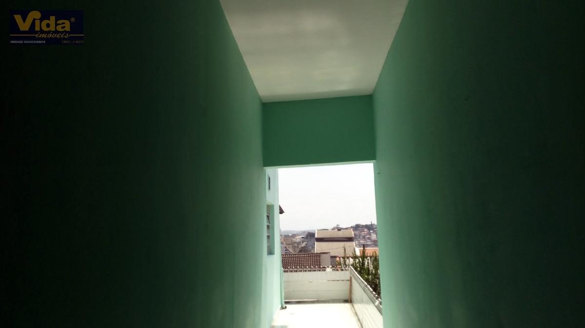 locação de casa/sobrado em jardim das flores  -  osasco - 36790