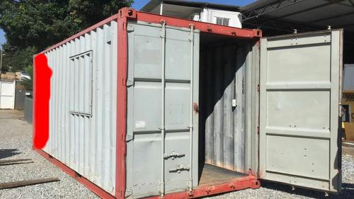 locação de container maritimo para almoxarifado