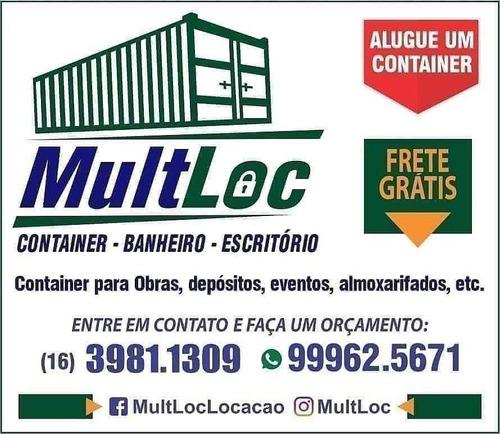 locação de container para obras, depósitos e eventos