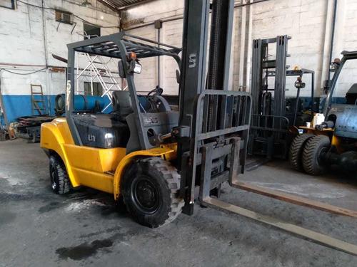 locação de equipamentos e empilhadeiras