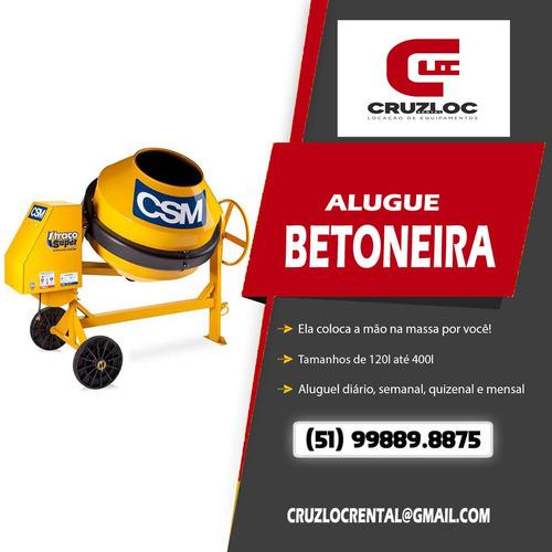 locação de equipamentos para construção civil