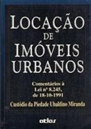 locação de imóveis urbanos - miranda