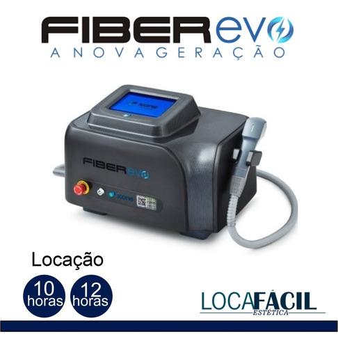 locação de laser para depilação galasy fiber evo