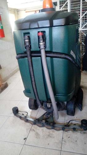 locação de lavadora de piso brava dirigivel a bateria
