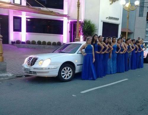 locação de limousine