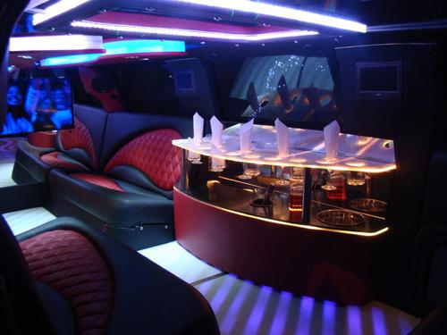 locação de limousine - dodge journey