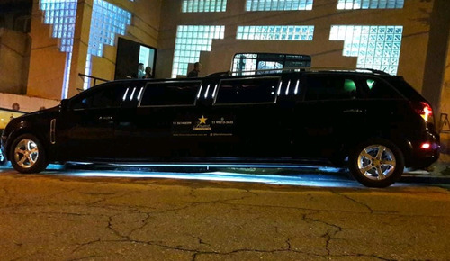 locação de limousines
