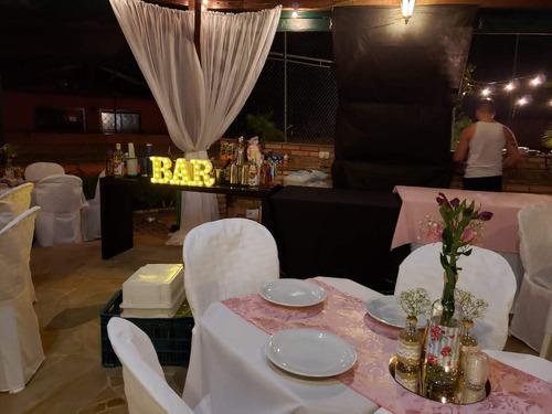 locação de mesa rústica