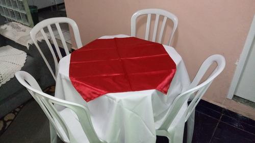 locação de mesas, cadeiras, toalhas e cobre mancha