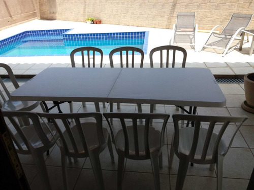 locação de mesas de madeira maciça em cotia e região