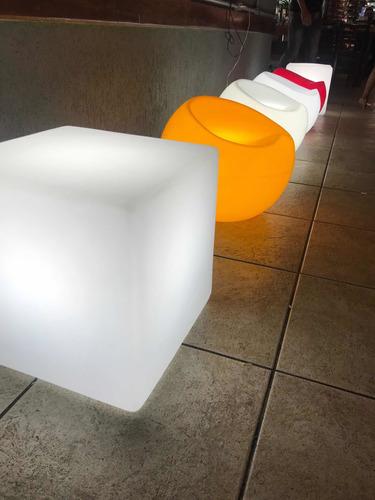 locação de móveis com led
