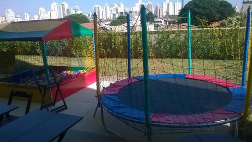 locação de piscina bolinhas, cama elástica ou kit provençal