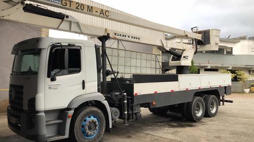 locação de plataformas elevatórias, muck e caminhão c. cesto