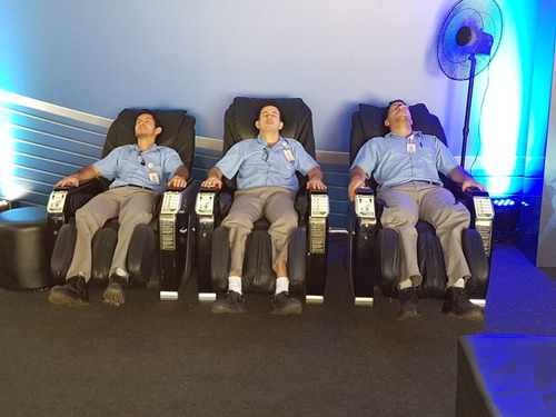 locação de poltronas de massagem
