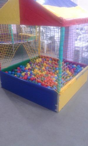 locação de pula - pula e piscina de bolinhas