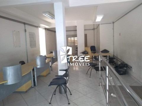locação de salão comercial centro de mogi das cruzes a/t 116m² com 3 banheiros, acessibilidade para cadeirante, próximo a associação comercial. - sl00094 - 34066155
