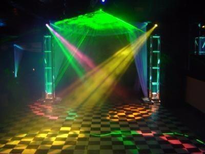 locação de som / iluminação / telão / karaokê dj para festas