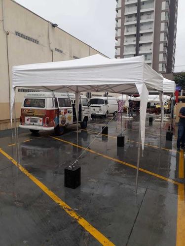 locação de tenda 3x3 branca promoção por apenas r$149,00!