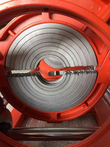 locação de termofusor e bancada  de tubulação até 160 mm
