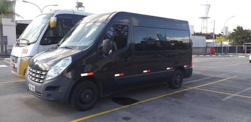 locação de vans e micro - ônibus (com motorista)
