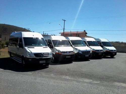 locação de vans executiva,viagens15,16,17,18,19,20,32lugar