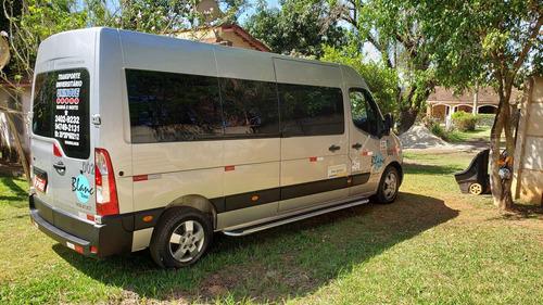 locação de vans à partir de r$200,00 novas 15 á 22 lugares.
