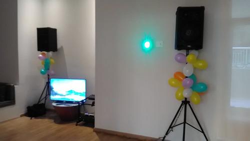 locação de vídeokê karaokê completo ou só aparelhos simples