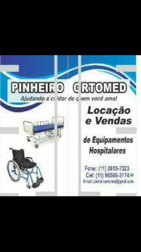 locação decama hospitalar pinheiro ortomed! whts11965663174