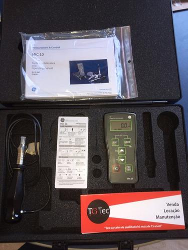 locação durometro mic10   (diária)