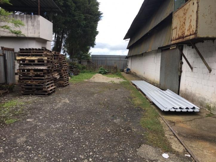 locação - excelente galpão 3000m² - jardim represa - sbc  - 861v